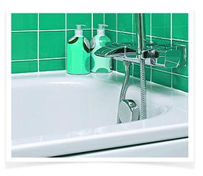 scrubbing bubbles nettoyez une salle de bain