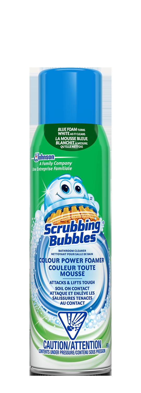 Scrubbing Bubbles Foamer Colour Power