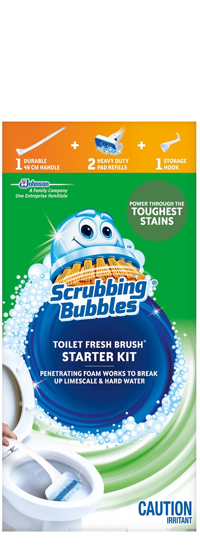 Scrubbing Bubbles Fresh Brush Starter
