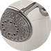 échantillon de douche