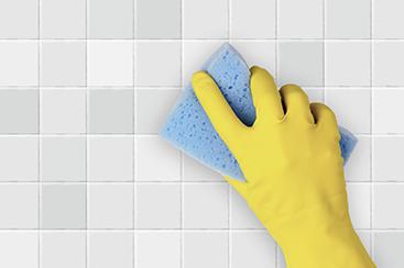 Nettoyez la moisissure